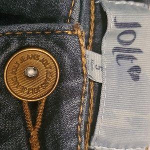 Jolt Jeans - Jolt low rise  jeans